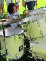 3. Juni 2018: Gartenschau Kaiserslautern - Saison 2018 - Tag der Emmerich-Smola-Musikschule und Musikakademie
