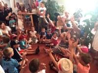 9. Juni 2018: Lebenshilfe Westpfalz e.V. - Sommerfest der Kita Regenbogen Rockenhausen