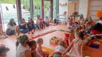 9. Juni 2018: Lebenshilfe Westpfalz e.V. - Sommerfest der Kita Wipo-Wichtel