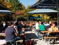 13. Oktober 2019: Gartenschau KL - Kürbisfest