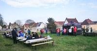 17. April 2019: Osteraktion mit den Bewohnern in Zweibrücken