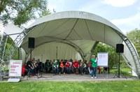 19. Mai 2019: Aktionstag auf der Gartenschau