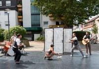 21. Juli 2019: ALLES MUSS RAUS! - Straßentheater in der Altstadt