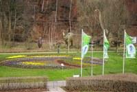 24. März 2019: Gartenschau-Saison 2019 - Mitgliederrundgang