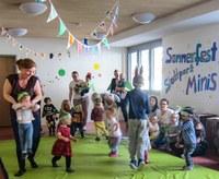 """25. Mai 2019: Sommerfest bei den """"Stadtparkminis"""""""