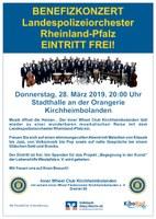 """28. März 2019: Benefizkonzert für """"BEGEGNUNG IN DER KUNST"""" - Vorschau"""