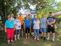 29. Juni 2019: Neuer Laufkurs in der Lebenshilfe-Wohnstätte Mackenbach