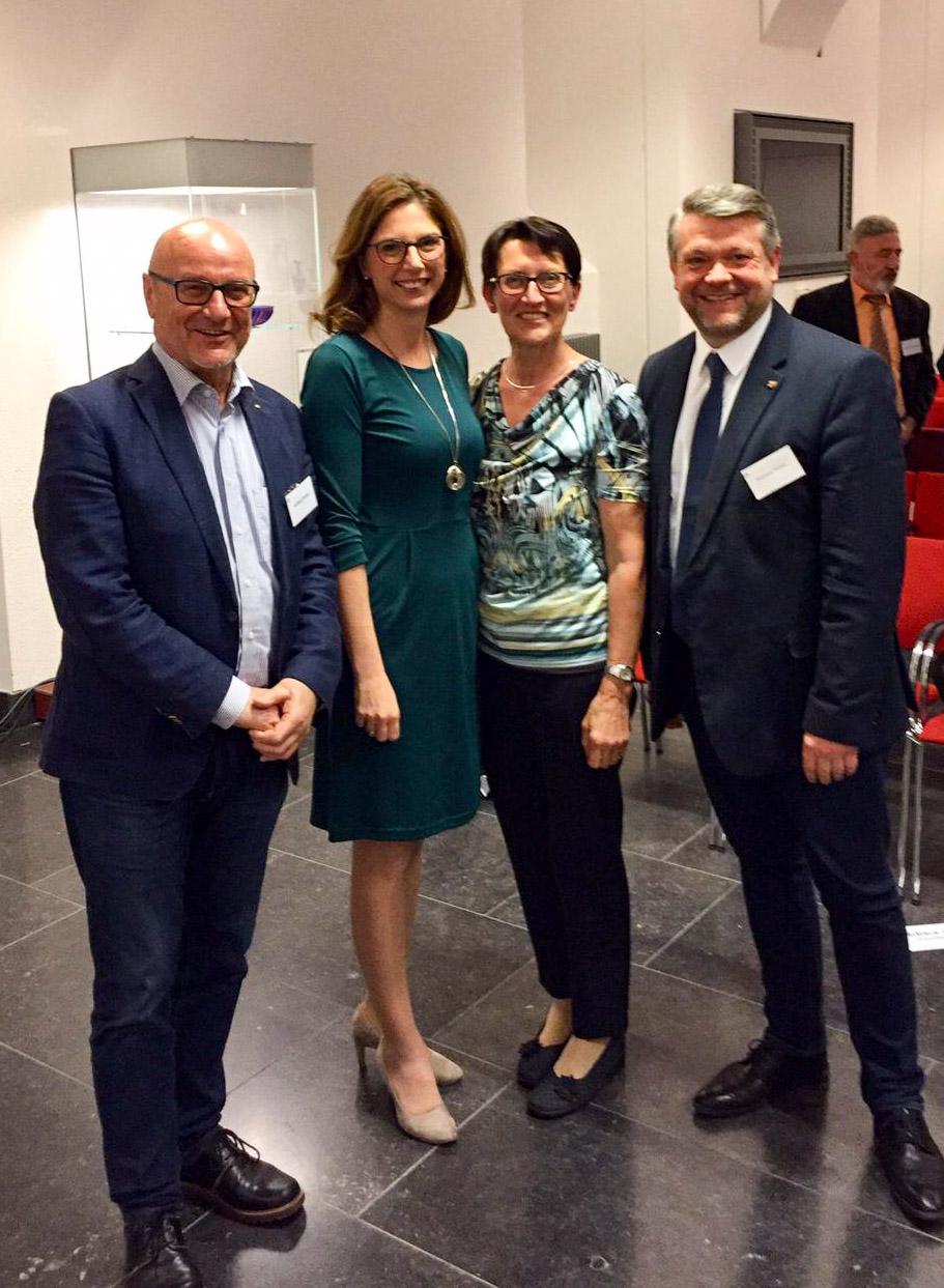 3. April 2019: Parlamentarischer Abend des Landesverbandes der Lebenshilfe Rheinland-Pfalz