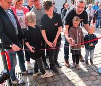 31. März 2019: Gartenschau Kaiserslautern - Eröffnung der LEGO-Ausstellung 2019