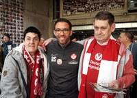 16. Februar 2020: Weilerbacher Betze-Fans beim FCK