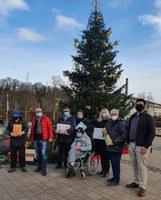 21. Dezember 2020: Weihnachtsaktion von John Deere