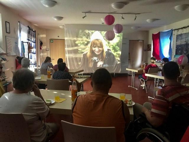 22. August 2020: Kino-Abend im Haus Birke in Zweibrücken