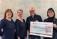 5. Februar 2020: Unternehmerfrauen spenden für die Lebenshilfe Westpfalz