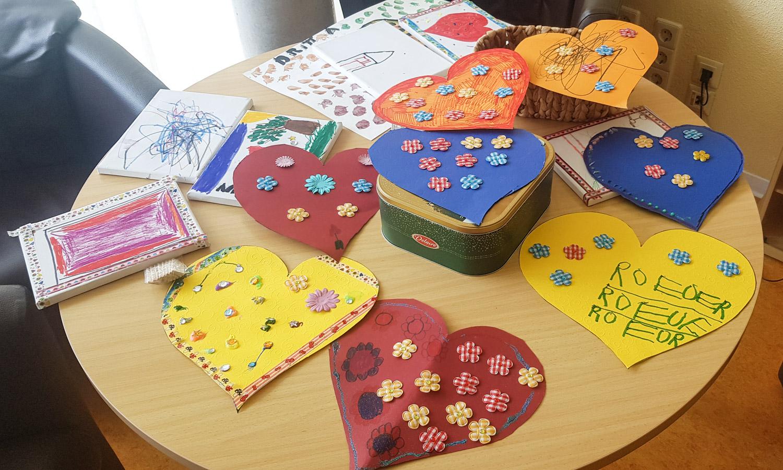 5. Mai 2020: Grüße zum Muttertag aus Weilerbach