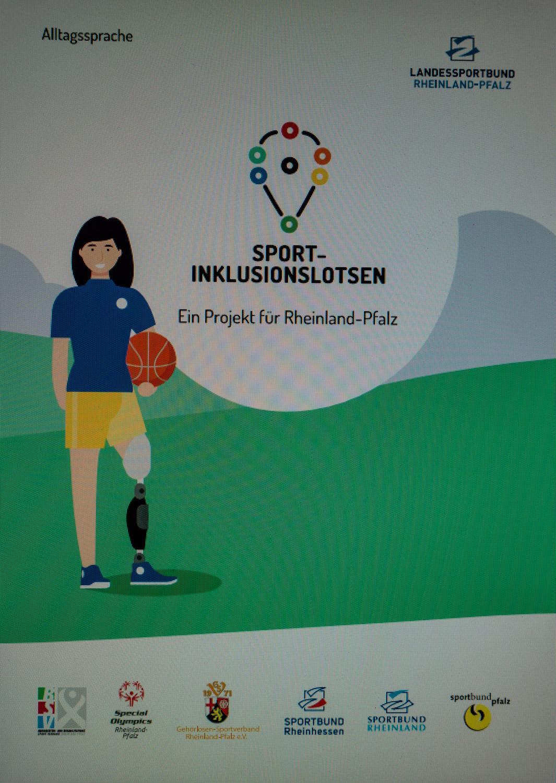 7. Januar 2021: Sport-Inklusionslotsen - Ein Projekt für Rheinland-Pfalz