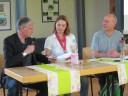 OB Dr. Klaus Weichel unterzeichnet den Kooperationsvertrag für das Projekt Kaiserslautern inKLusiv (nueva)