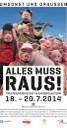 ALLES MUSS RAUS! 2014 Kaiserslautern