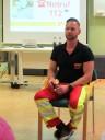 ASB Ausbildungsleiter Steffen Becker
