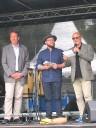 Walfried Weber (r.) und Dr. Christoph Dammann