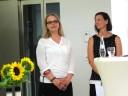 EUTB-Beraterinnen Sabine Nicola (r.) und Daniela Häusler-Guindeuil