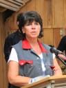 mit der Parkleiterin Christine Schweigert