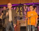 Matthias Mahl und Frederic Nageldinger (r.)