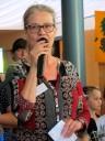 Leiterin Ulrike Glank begrüßte