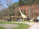 zu den Dinos