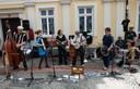 eine deutsche Gruppe