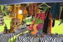Kultur aus Afrika - Kleider