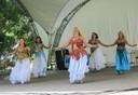 orientalischen Tänzen