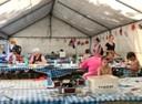 Arbeits-Zelt