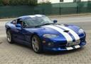 Die blau-weiße Viper GT