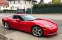 Die rote Corvette