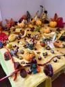 Große Vielfalt mit Herbstfrüchten