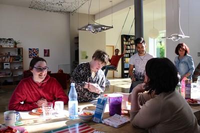 Inklusive Wohngemeinschaft Nordbahnhof Lebenshilfe Westpfalz Ev